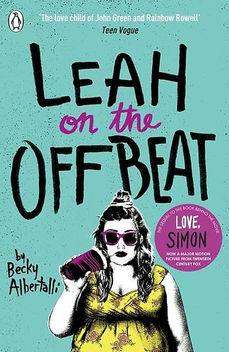 Leah on the Offbeat, Becky Albertalli