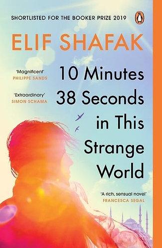 10 Minutes 38 Seconds in This Strange World, Elif Shafak