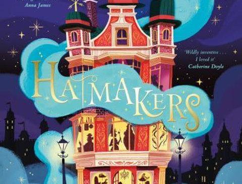 The Hatmakers, Tamzin Merchant