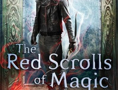The Red Scrolls of Magic, Cassandra Clare & Wesley Chu (Eldest Curses, Book 1)
