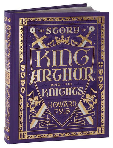 King Arthur and His Knights, Howard Pyle