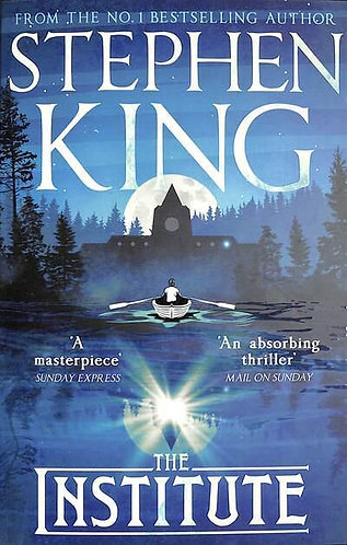 The Institute, Stephen King