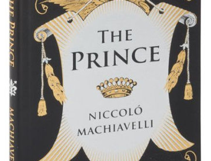 The Prince, Niccoló Machiavelli