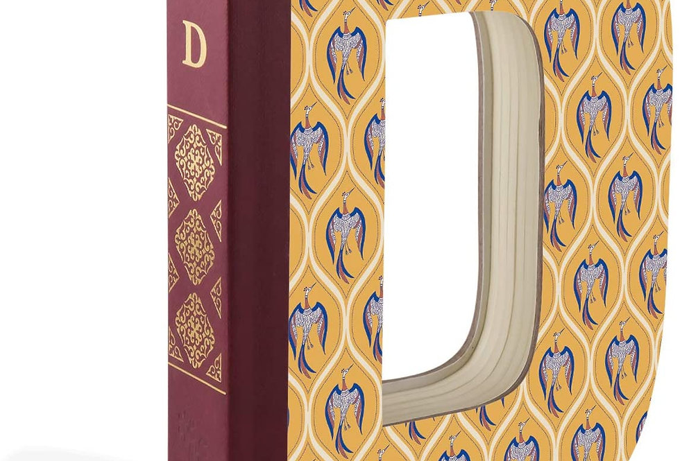 Alphabooks: Letter D