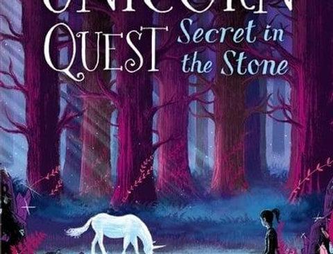 Secret in the Stone, Kamilla Benko (The Unicorn Quest Series, Book 2)