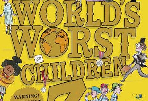 The World's Worst Children 3, David Walliams