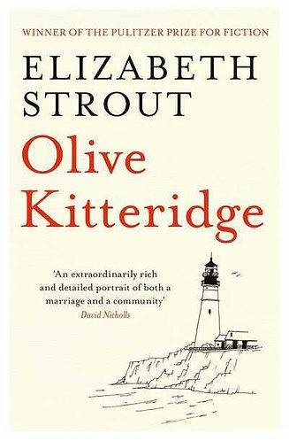 Olive Kitteridge, Elizabeth Strout