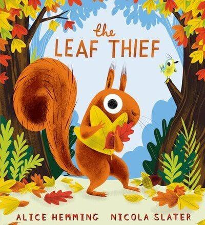 The Leaf Thief, Alice Hemming