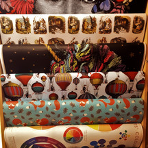 Wrapping Paper Display