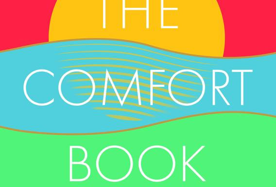 The Comfort Book, Matt Haig, Signed Indie Exclusive Edition