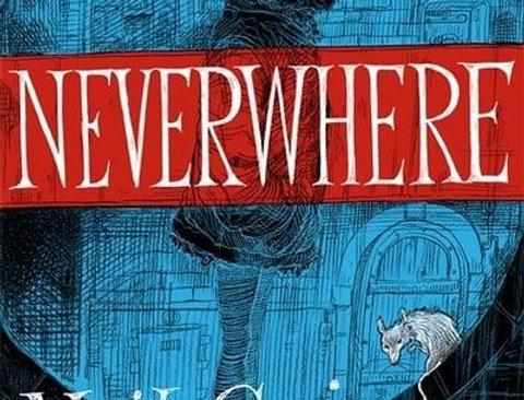 Neverwhere, Neil Gaiman (Illustrated Edition)