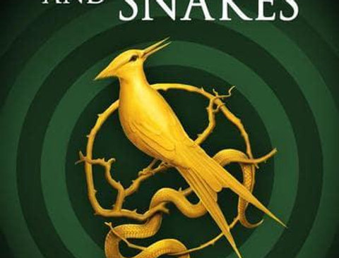 The Ballad of Songbirds and Snakes - A Hunger Games Prequel, Suzanne Collins