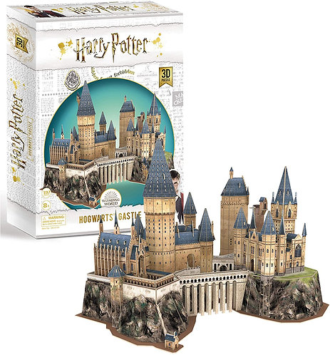 Harry Potter Hogwarts 3D Puzzle