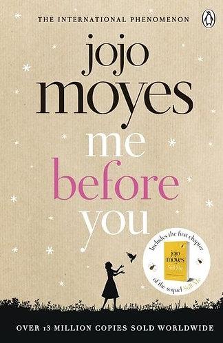 Me Before You, Jojo Moyes (Me Before You, Book 1)