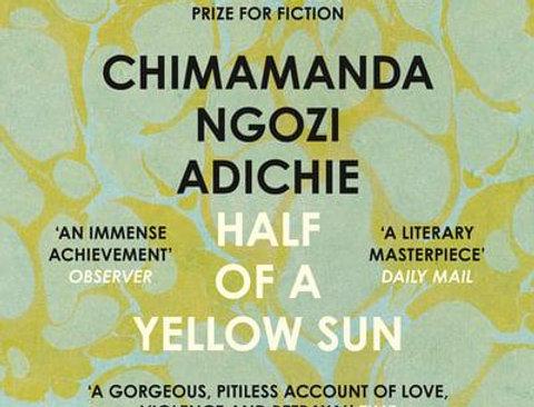 Half of a Yellow Sun, Chimamanda Ngozi Adichie