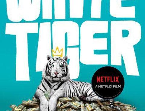 The White Tiger, Aravind Adiga