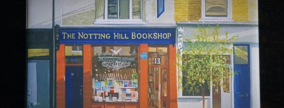 Notting Hill Bookshop Magnet 1
