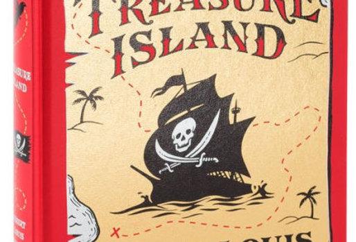 Treasure Island, Robert Louis Stevenson