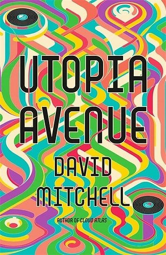 Utopia Avenue, David Mitchell