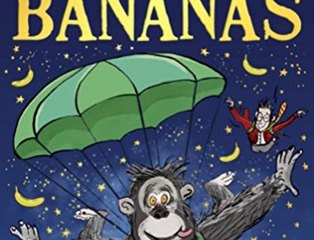 Code Name Bananas, David Walliams
