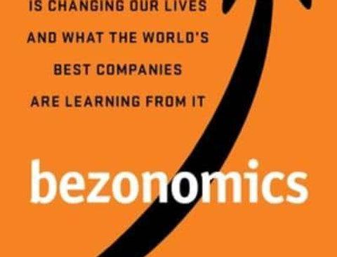 Bezonomics, Brian Dumaine