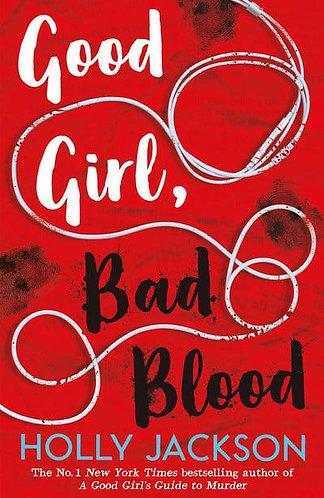 Good Girl, Bad Blood, Holly Jackson
