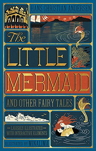 Little Mermaid (Illustrated With Interactive Elements)
