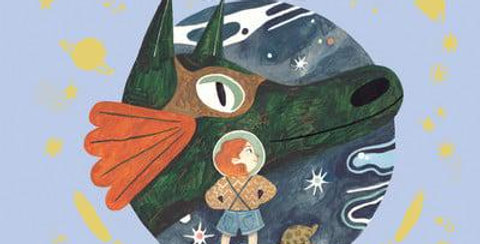 Franklin and Luna Go to the Moon, Jen Campbell