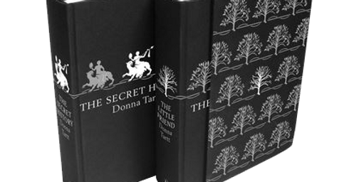 The Secret History & The Little Friend, Donna Tartt, Signed Special Edition