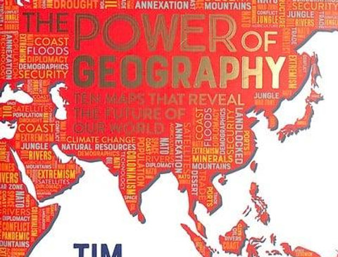 The Power Of Geography, Tim Marshall