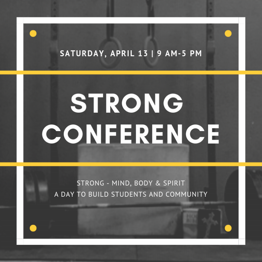 STRONG Conference