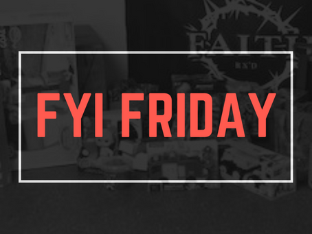 "What's Up, M-Town!!!  It's ""FYI Friday""!"