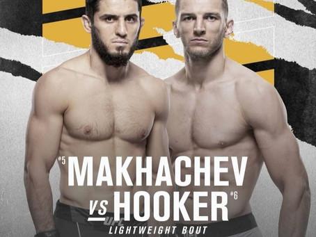 Dan Hooker Plans To End Makhachev