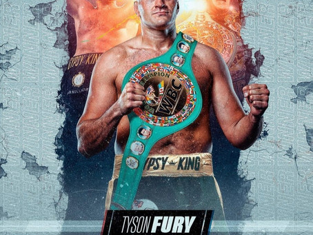 Tyson Fury Will Donate His Prize Money To The Homeless