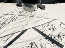 Drawing Blindfolded