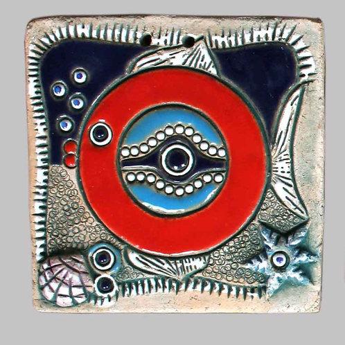 Panel 1 Circle Fish