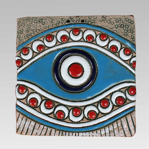 Panel 1 Evil eye