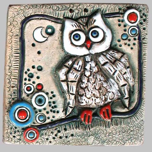 Panel 1 Owl