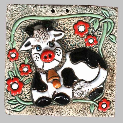 Panel 1 Cow