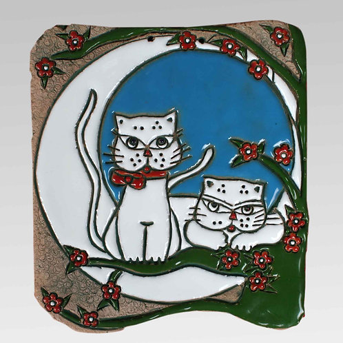 Panel 3 Two Cats
