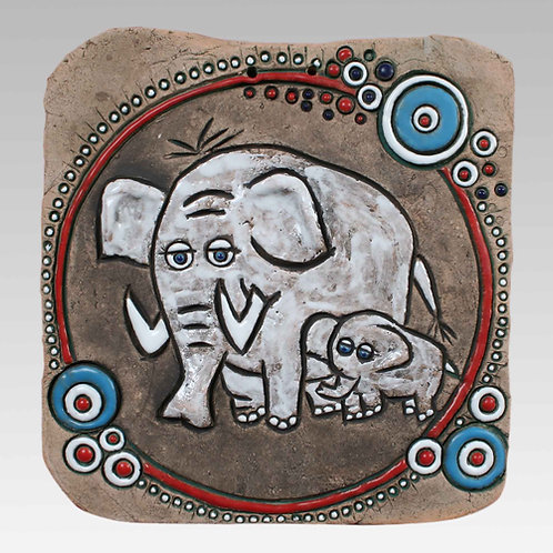 Panel 3 Elephant