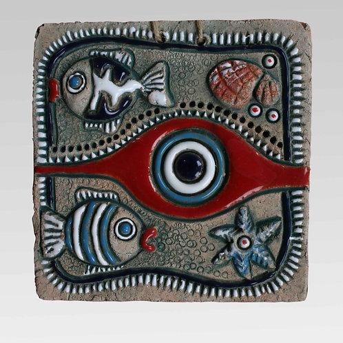 Panel 1 Fish and Evil Eye