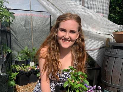 Chloe Wilson- Mum, student and gardening guru!