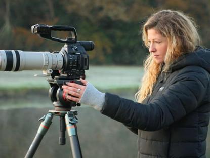 Nina Constable- Wildlife Documentary Filmmaker