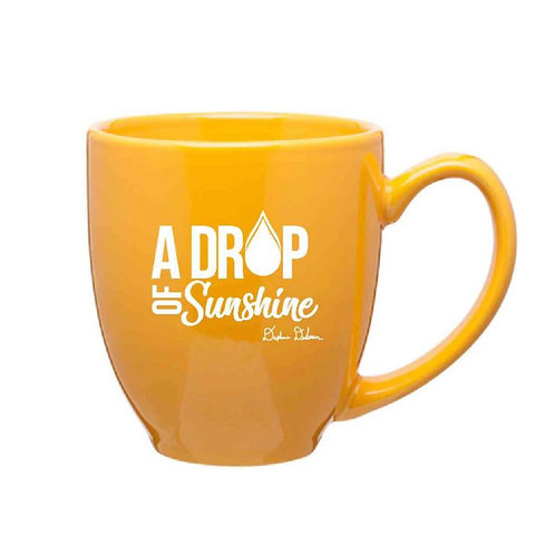 A Drop of Sunshine Coffee Mug