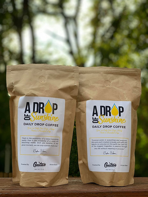 Bundle - A Drop of Sunshine Specialty Grade Coffee Bundle