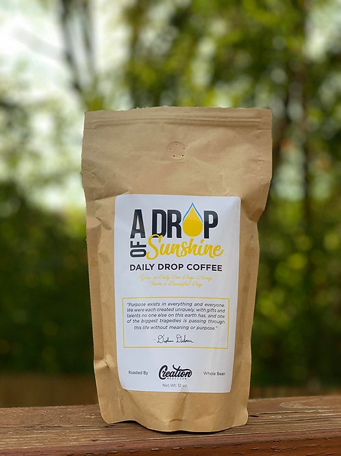 A Drop of Sunshine Specialty Grade Coffee