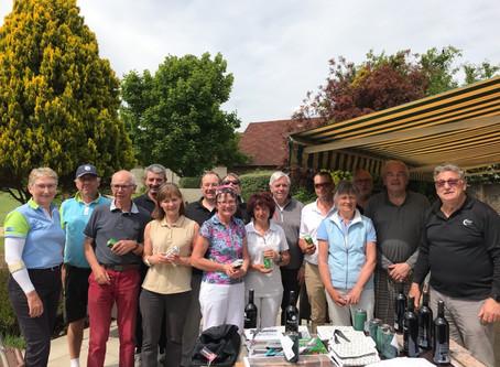 Senior Tour à Villennes le 23 mai