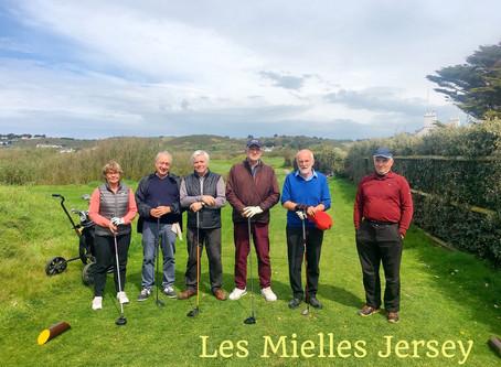 Stage de golf du 22 au 26 avril à St Malo, Dinard et Jersey