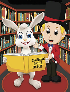 library magic shows mr wiz the magician